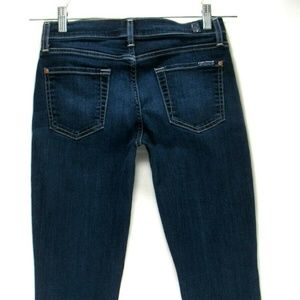 7 for all Mankind Jeans - Tag Size 26 - 29 Inseam